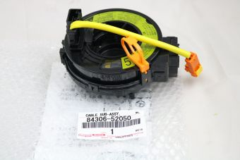 Genuine Toyota 84306-52050 Clock Spring to fit RAV4